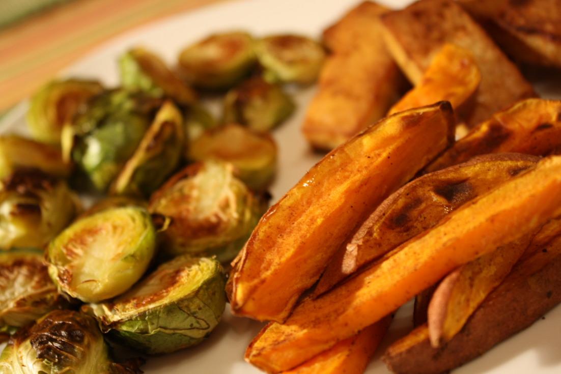 Faire des frites de patates douces - Bouture de patate douce ...