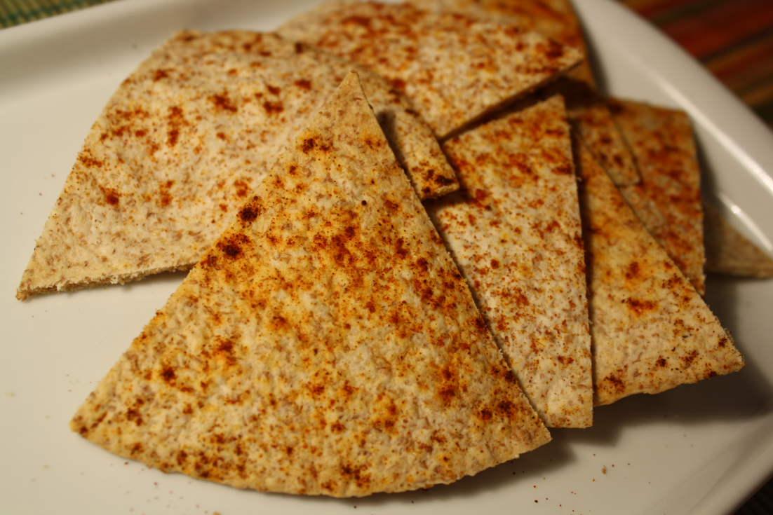 Chips tortillas maison au four ventana blog - Chips fait maison au four ...