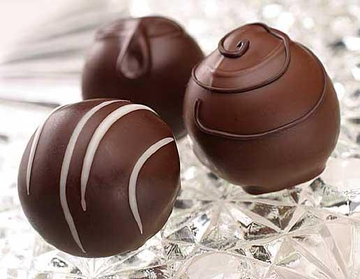 french chocolate truffles