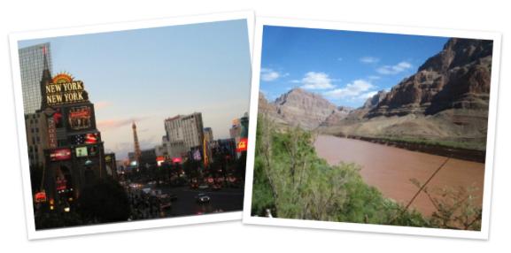 Collage Las Vegas