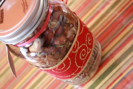 noix caramélisées