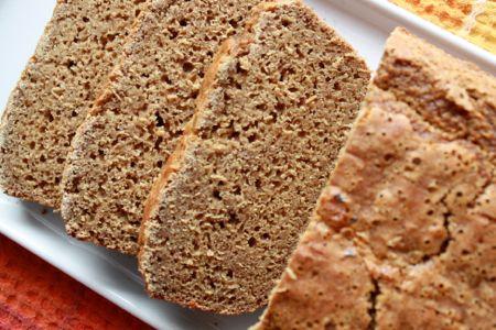 pain au cidre sans gluten