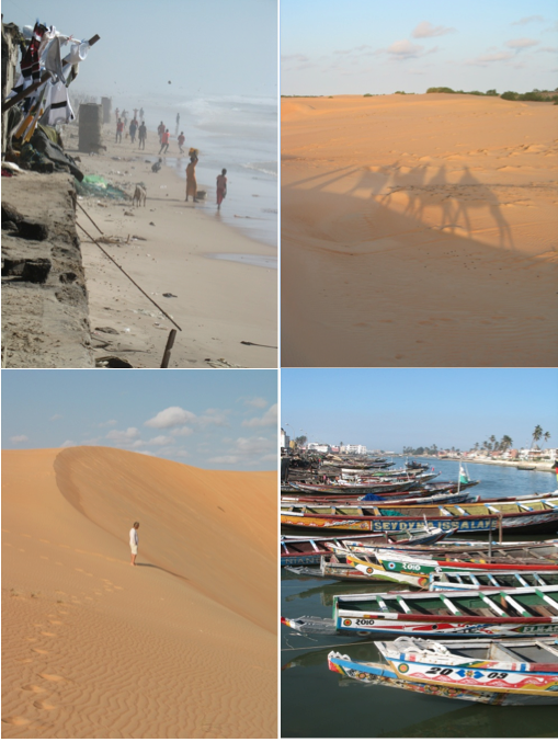 montage Sénégal