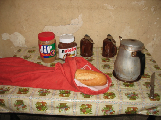 déjeuner Sénégal