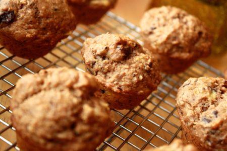 muffins banane chocolat3