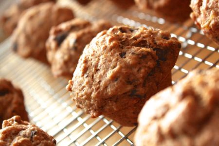 muffins banane chocolat4