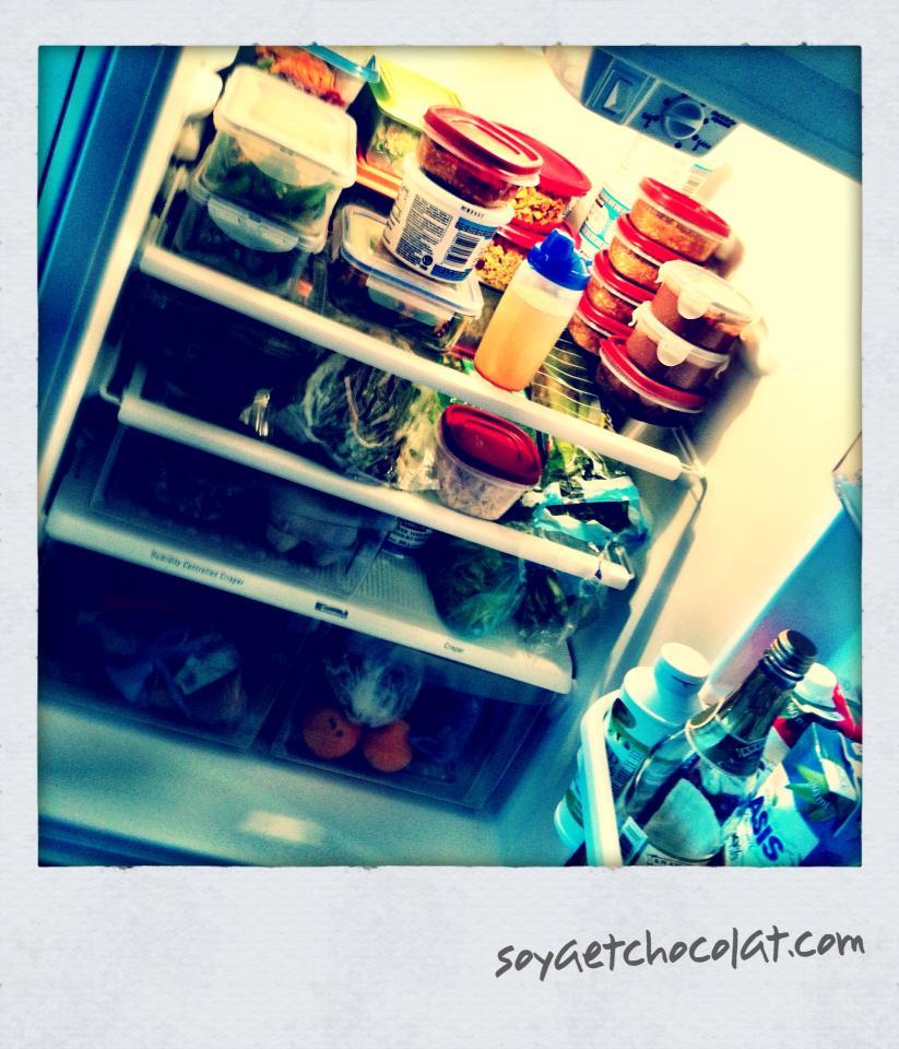 frigo semaine 1