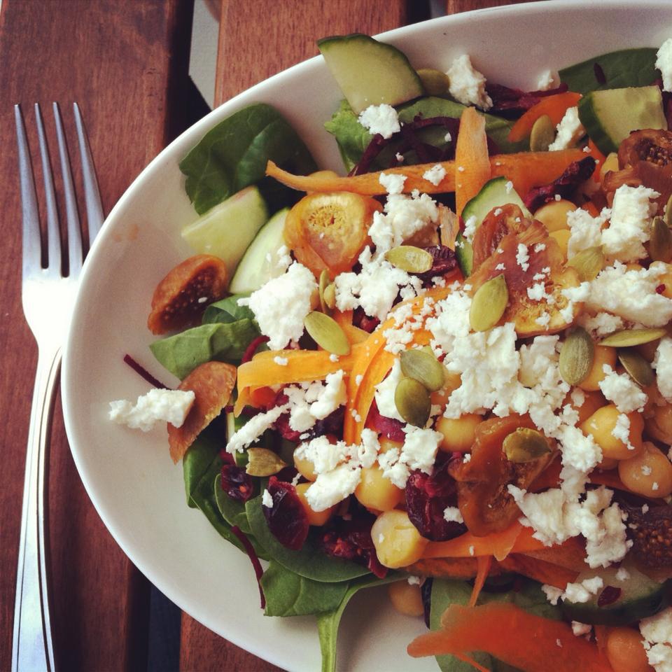 salade du Green Café