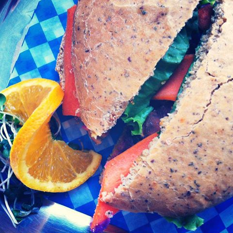 propulsion sandwich portobello