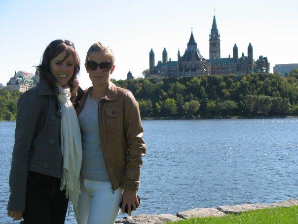 Corinne et moi