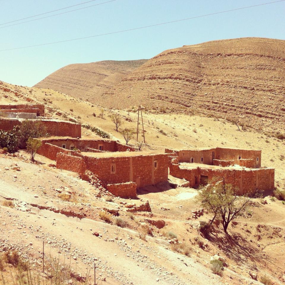 entre Marrakech et Agadir
