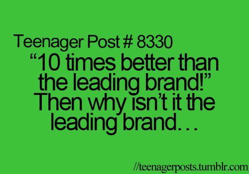 leading brand