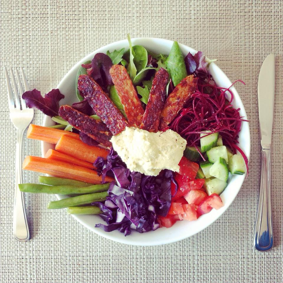 salade bol