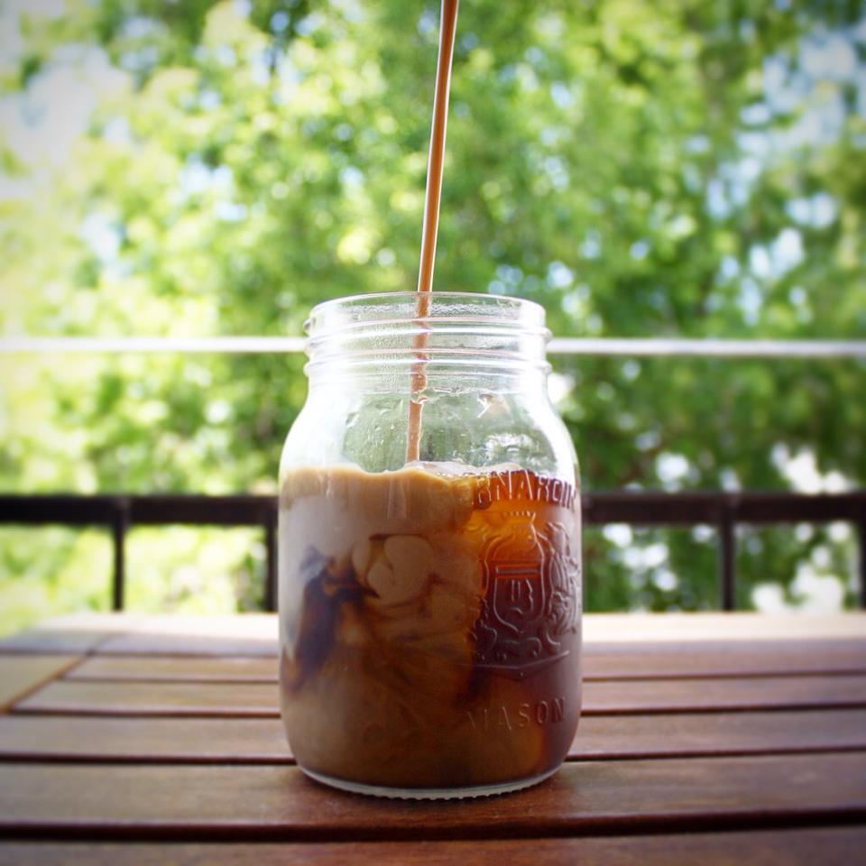 cappuccino glacé