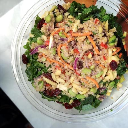 salade by chloe