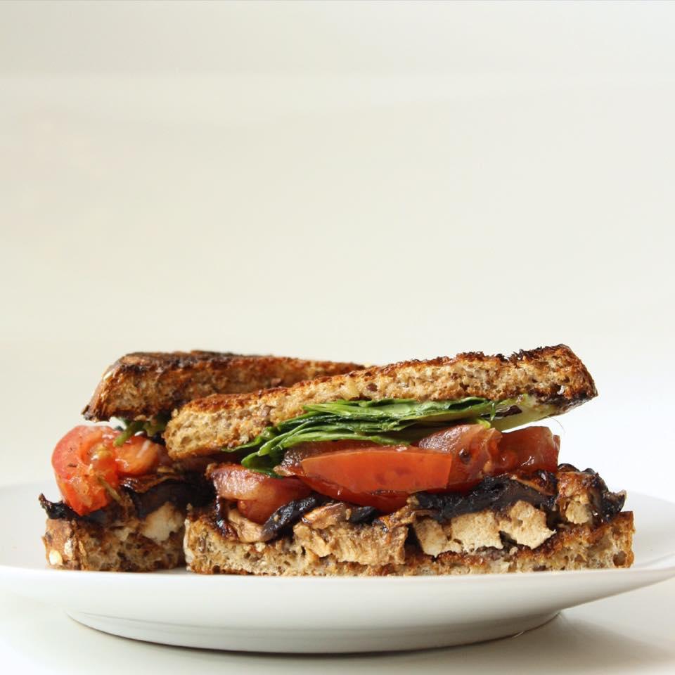 club sandwich gardein