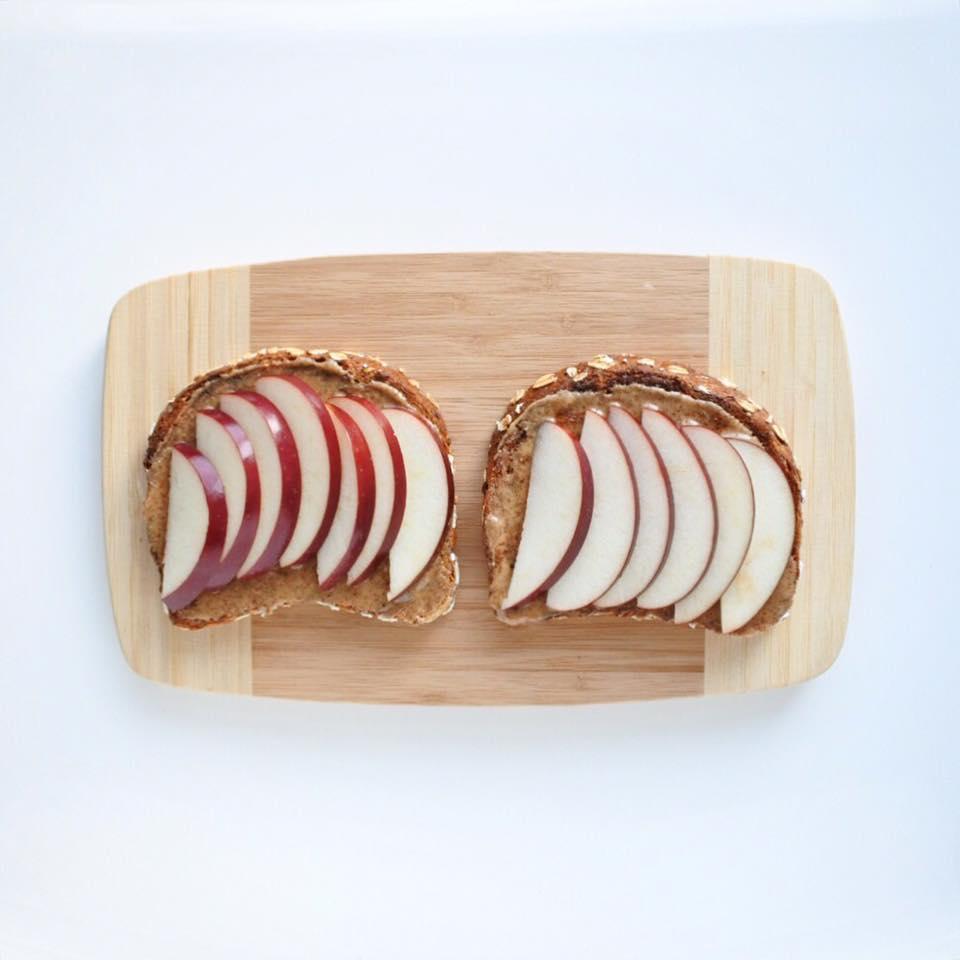 rôties aux pommes