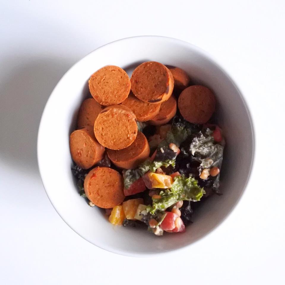 gusta et salade
