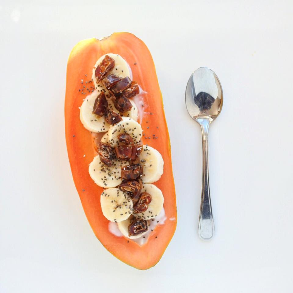 papaya boat