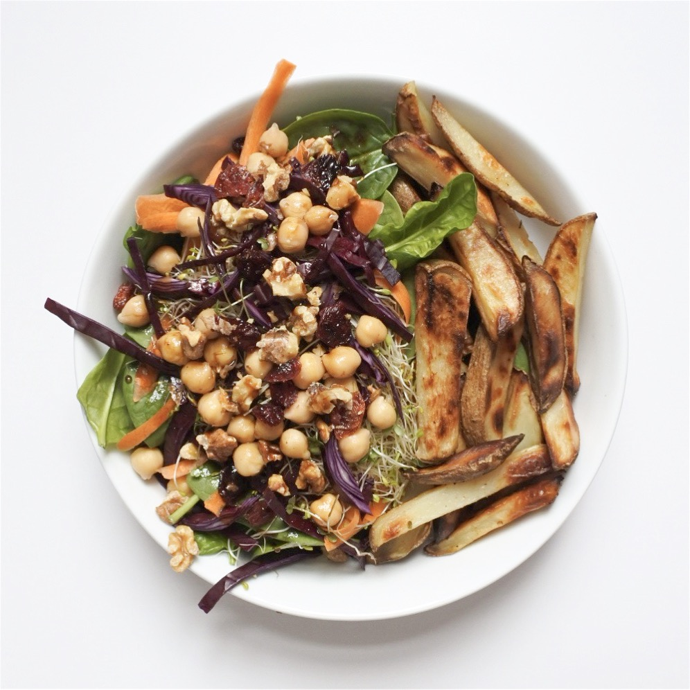 bol-frites-et-salade