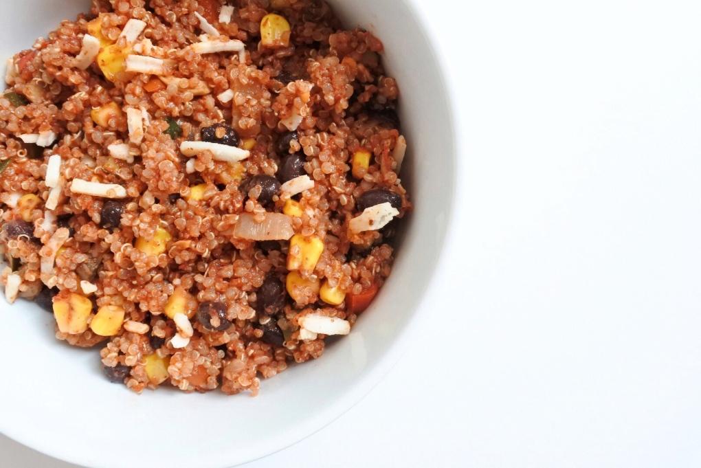 casserole quinoa 1