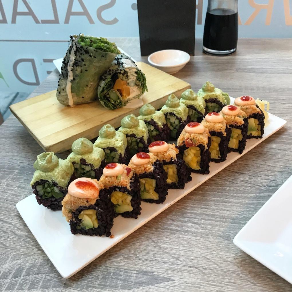 beyond sushis