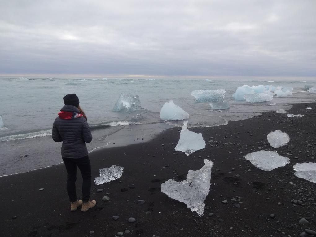 islande glaciers