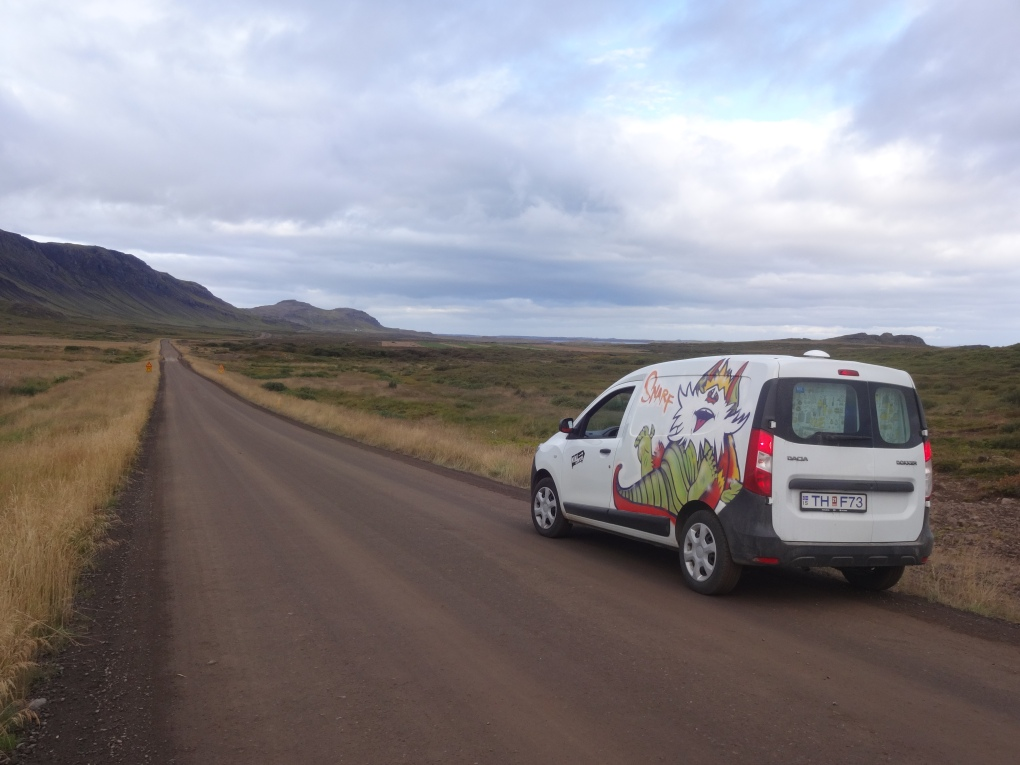 islande van