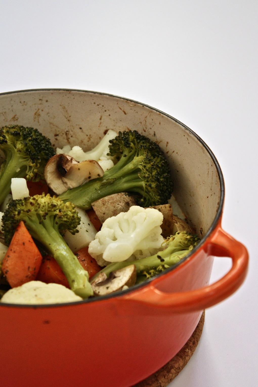 légumes au Creuset