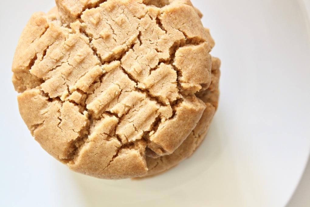 biscuits beurre arachides