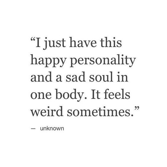 sad would