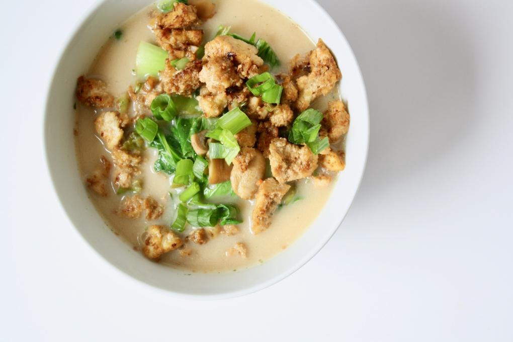 soupe miso