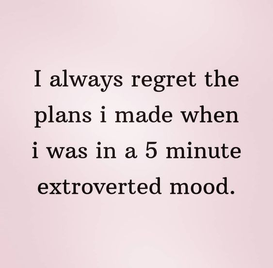 extroverted